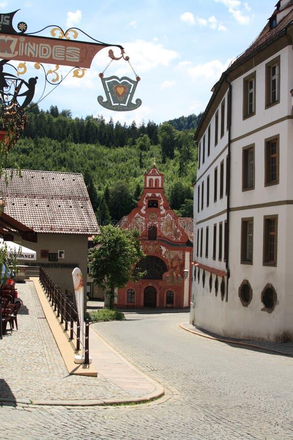 Το Hopfen AM βλέπει, Γερμανία, ywar το 2009 στοκ φωτογραφίες με δικαίωμα ελεύθερης χρήσης