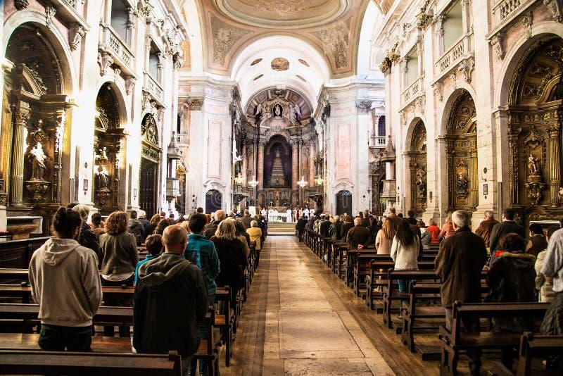 Το Igreja DA Graça είναι μια παλαιές εκκλησία και μια μονή στη Evora, Πορτογαλία στοκ εικόνα