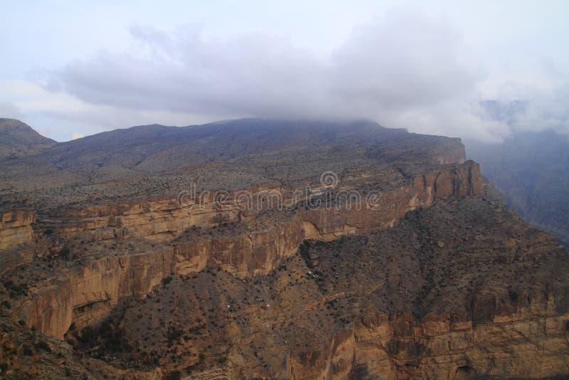 Το Jebel υποκρίνεται στοκ φωτογραφίες