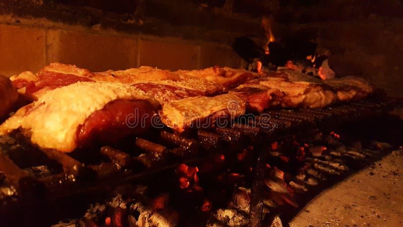 Το Juicy κρέας συναντιέται στοκ εικόνες με δικαίωμα ελεύθερης χρήσης