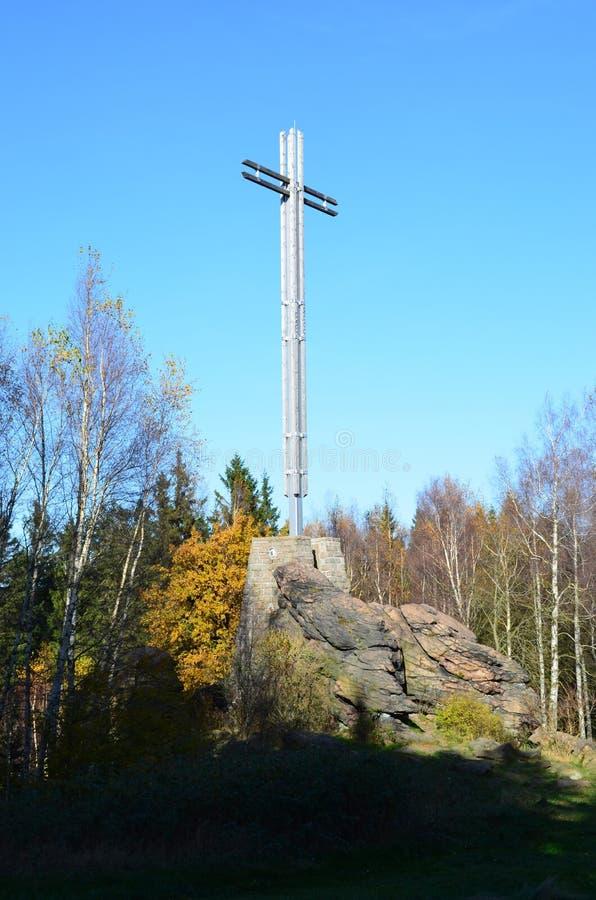 Το Kreuz des Ostens στοκ φωτογραφίες