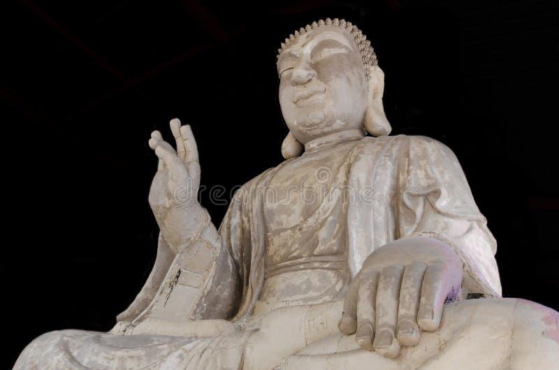 Το Mahayana Βούδας του καπέλου Yai στοκ εικόνα με δικαίωμα ελεύθερης χρήσης