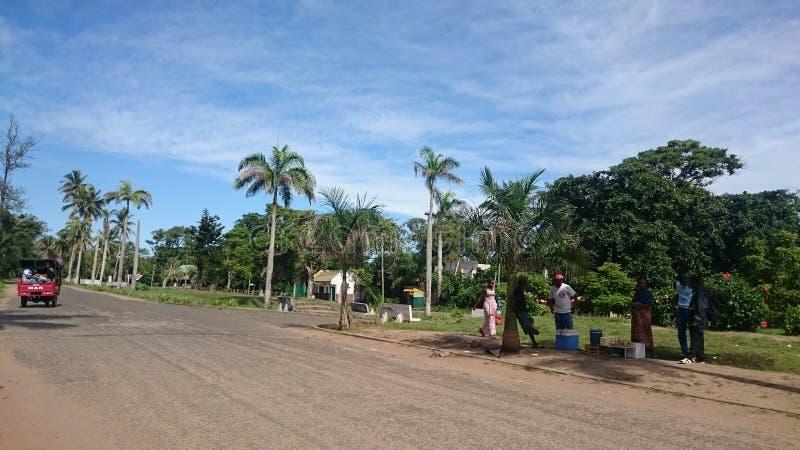 Το Manakara είναι στοκ φωτογραφία με δικαίωμα ελεύθερης χρήσης