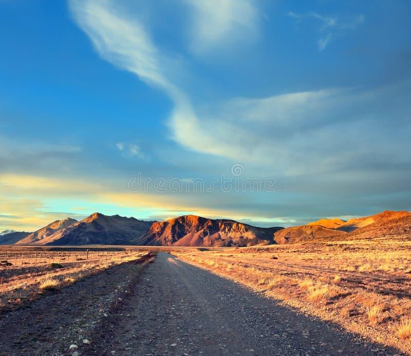 Το Perito Moreno National Park. στοκ φωτογραφία με δικαίωμα ελεύθερης χρήσης