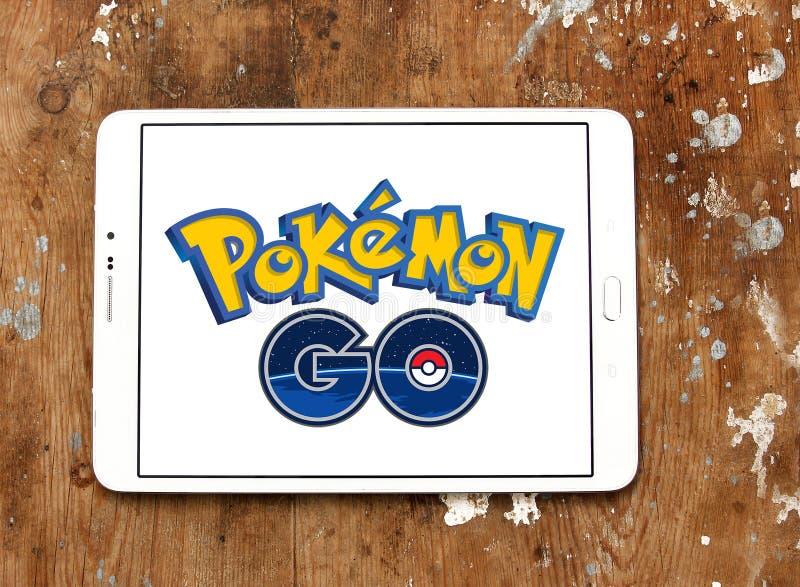 Το Pokemon πηγαίνει στοκ εικόνα
