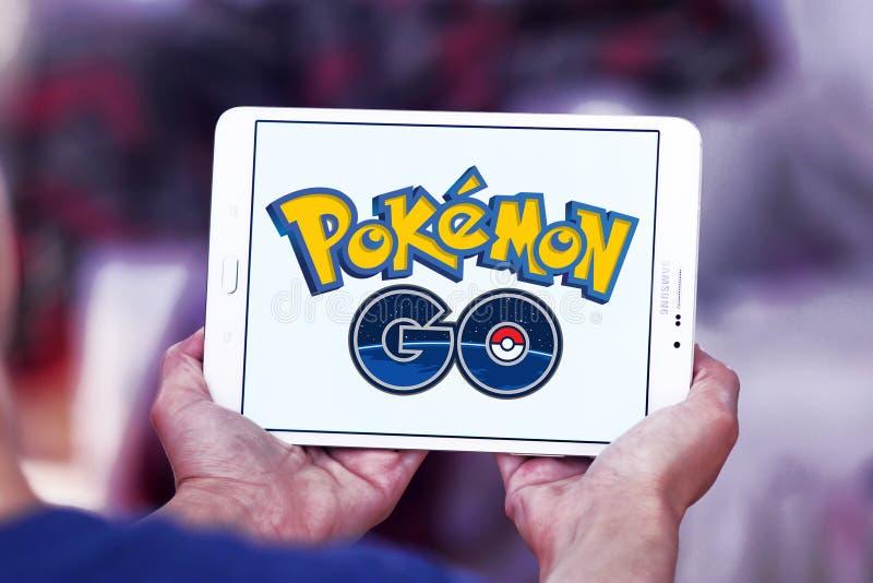 Το Pokemon πηγαίνει στοκ φωτογραφία