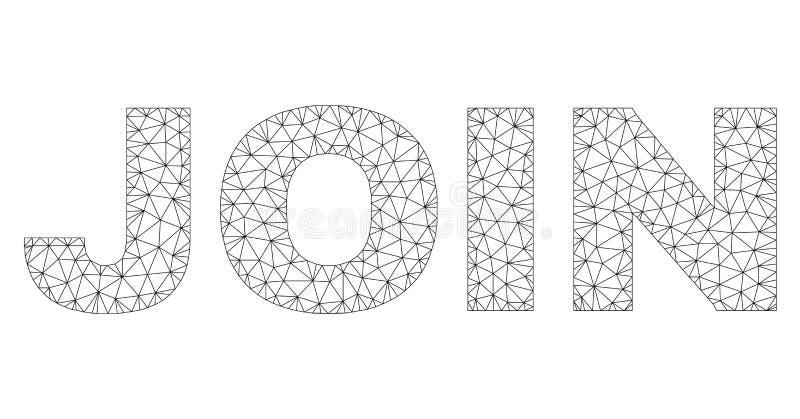 Το Polygonal σφάγιο ΕΝΩΝΕΙ την ετικέτα κειμένων απεικόνιση αποθεμάτων
