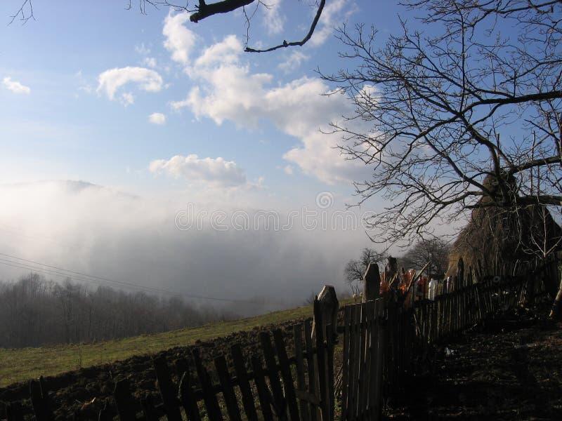 Το Prerasts Vratna στη Σερβία στοκ εικόνες