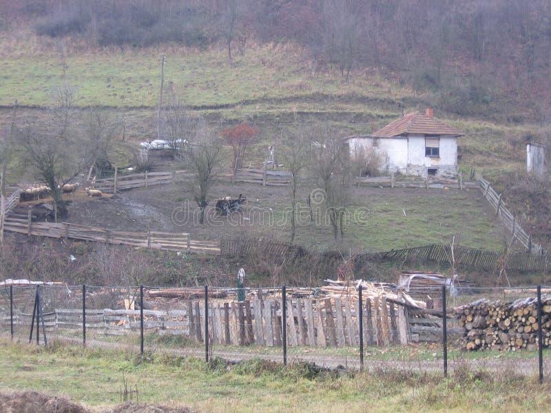Το Prerasts Vratna στη Σερβία στοκ φωτογραφία