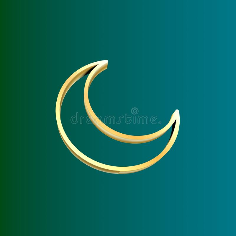 """Το Ramadan είναι ένας ένατος μήνας του ισλαμικού ημερολογίου μουσουλμάνοι χαιρετά τον έναν άλλος όταν έναρξη Ramadan με το ρητό """" ελεύθερη απεικόνιση δικαιώματος"""