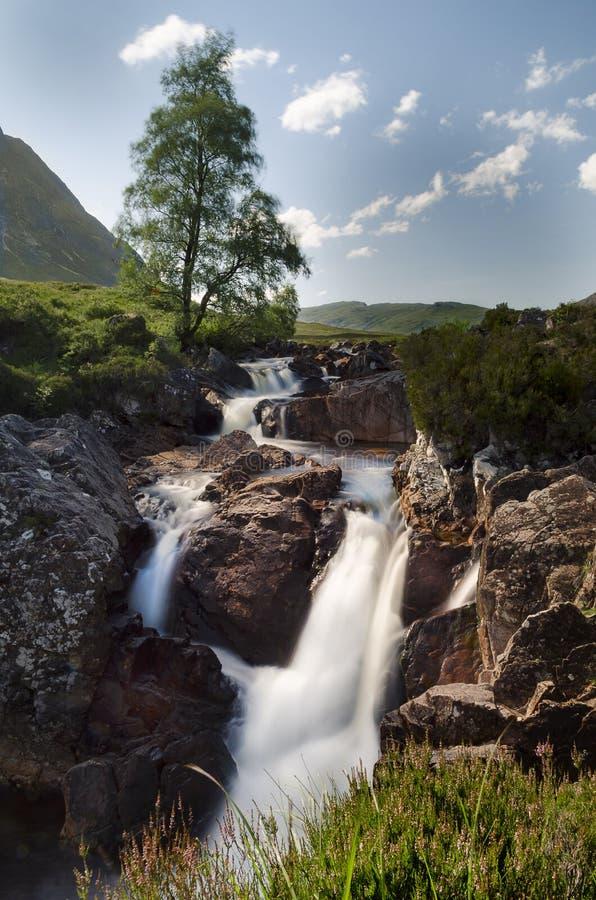 Το Rannoch δένει τη Σκωτία στοκ φωτογραφία με δικαίωμα ελεύθερης χρήσης