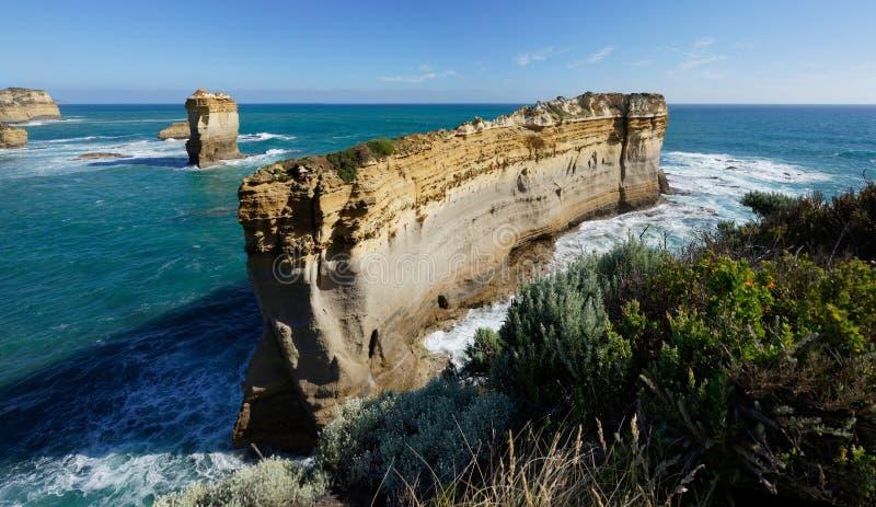 Το Razorback, μεγάλος ωκεάνιος δρόμος στοκ εικόνες με δικαίωμα ελεύθερης χρήσης