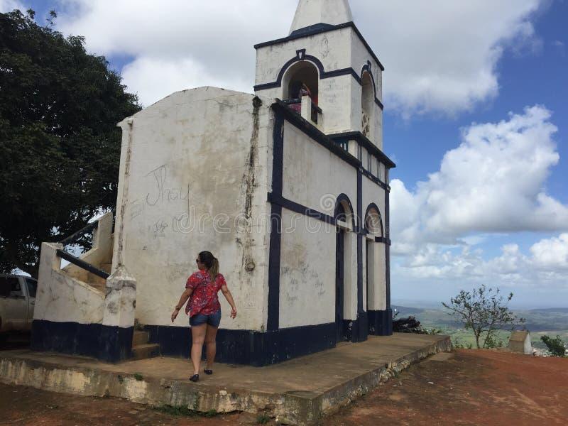 Το Serra κάνει το jundia στοκ φωτογραφίες