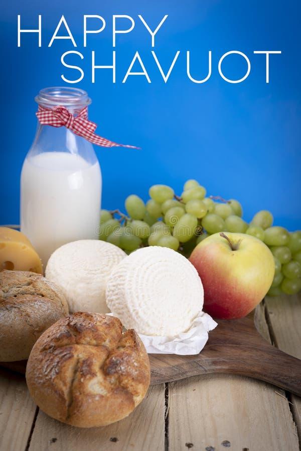 Το Shavuot είναι παραδοσιακές θρησκευτικές εβραϊκές διακοπές στοκ εικόνες