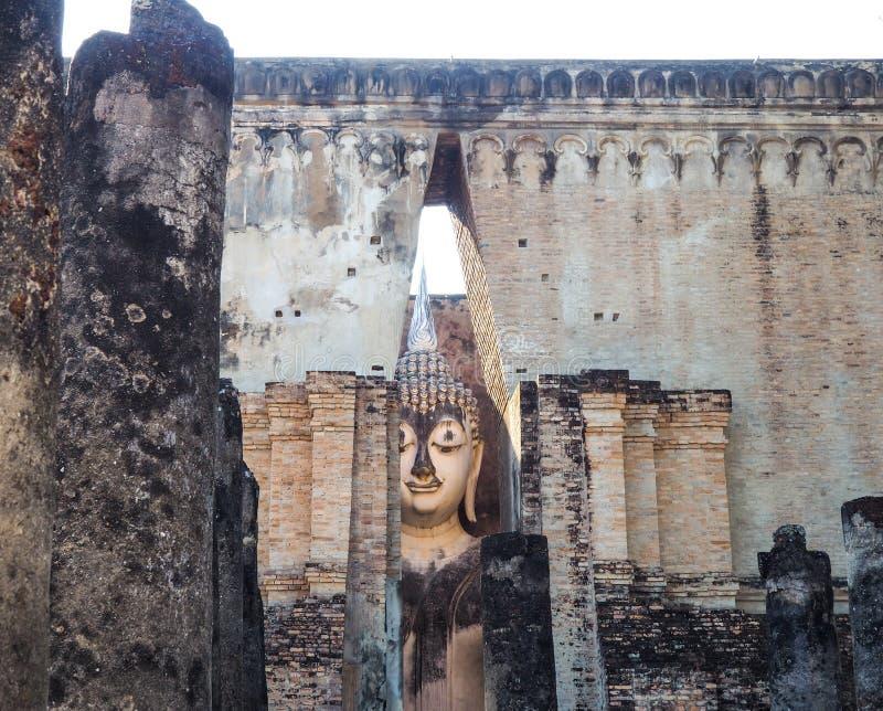 Το Si Chum Wat είναι ένας ναός όπου Phra Atchana στοκ εικόνες