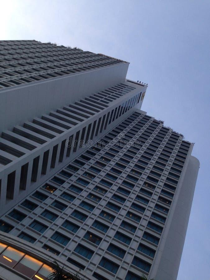 Το Skyscrapper στοκ φωτογραφίες με δικαίωμα ελεύθερης χρήσης