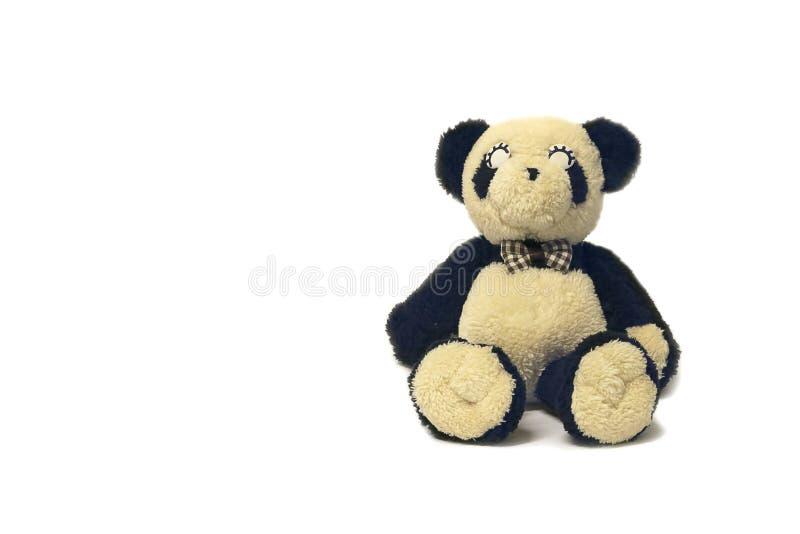 Το Teddy αντέχει απομονωμένος, σε ένα άσπρο κλίμα ειδικό για το δώρο χρησιμοποιημένο εικόνα σχέδιο στοκ εικόνα με δικαίωμα ελεύθερης χρήσης