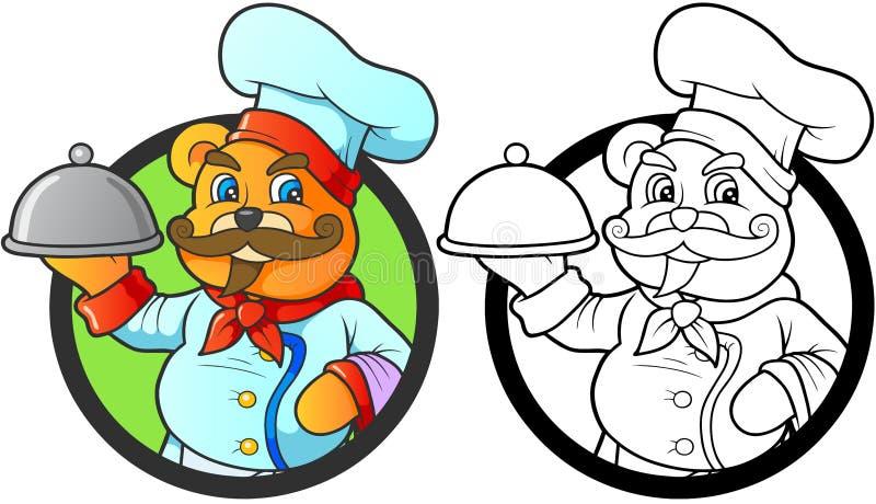 Το Teddy αντέχει και το πιάτο υπογραφών του ελεύθερη απεικόνιση δικαιώματος