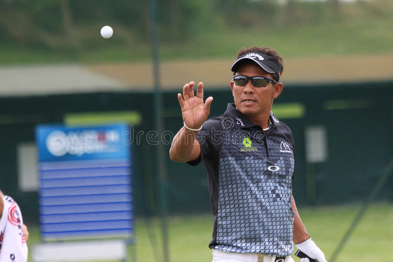 Το Tongchai Jaidee στο γαλλικό γκολφ ανοίγει το 2013