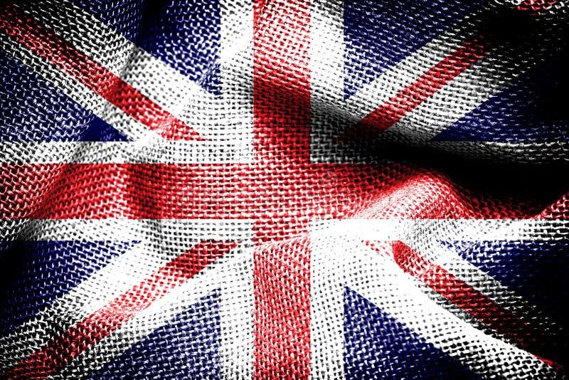 Το Union Jack. στοκ φωτογραφία