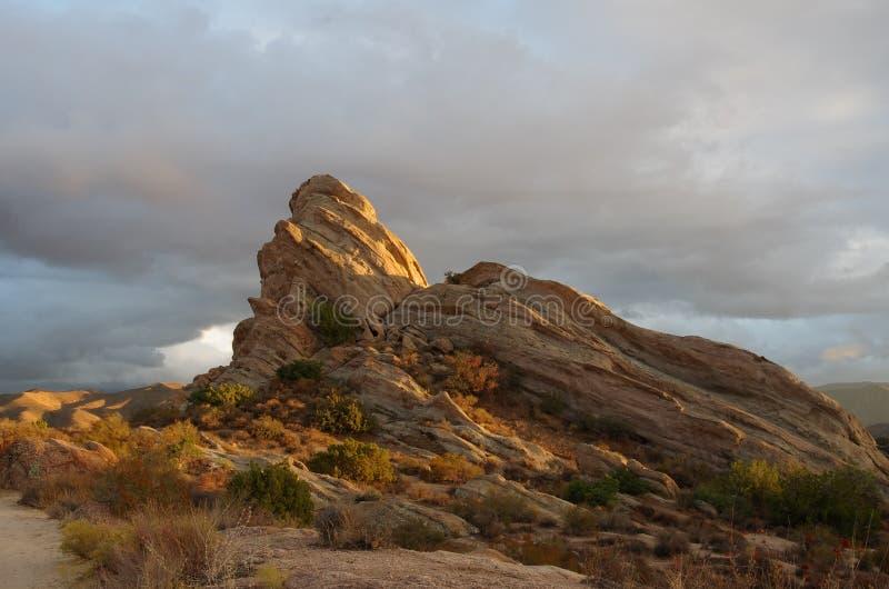 Το Vasquez λικνίζει το φυσικό πάρκο περιοχής στοκ εικόνες