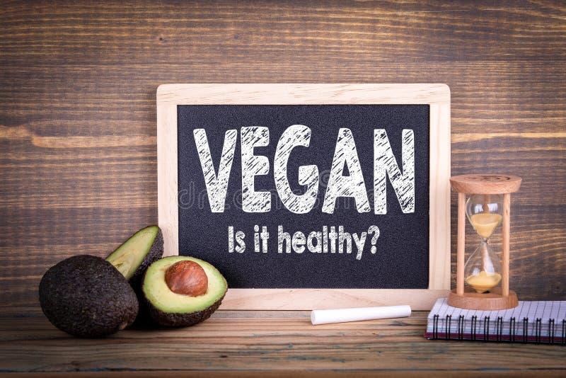 Το Vegan, είναι αυτό υγιές Ικανότητα και υγιής κατανάλωση στοκ φωτογραφία