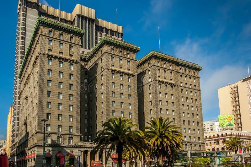 Το Westin ST Francis, Σαν Φρανσίσκο στοκ εικόνα με δικαίωμα ελεύθερης χρήσης