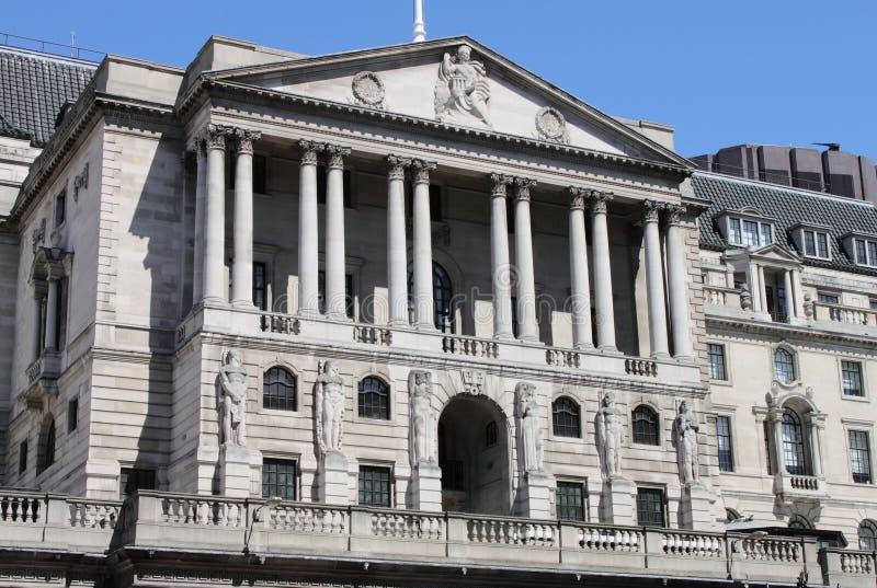 Τράπεζα της Αγγλίας στοκ εικόνες