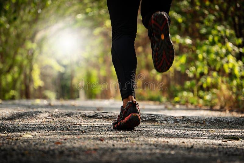 Τρέξιμο για την υγεία τους στοκ εικόνες