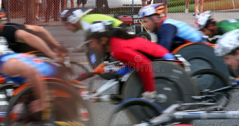 τρέξιμο πακέτων στοκ φωτογραφία με δικαίωμα ελεύθερης χρήσης