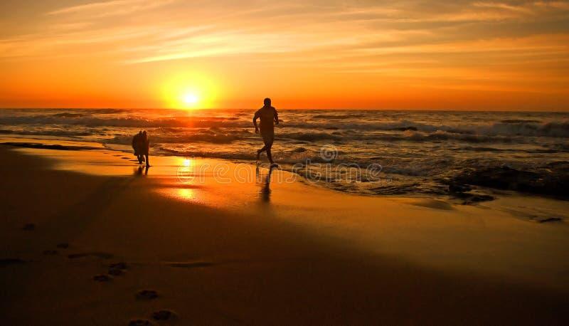 Τρέξιμο πρωινού στοκ φωτογραφία