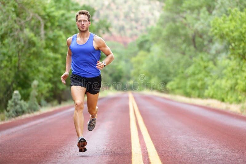 Τρέχοντας άτομο αθλητών στοκ φωτογραφίες