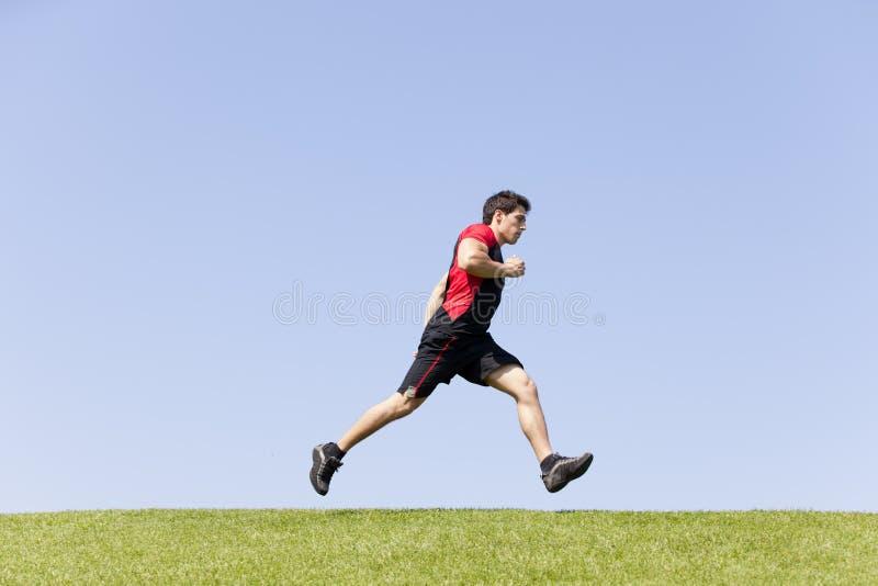Τρέχοντας αθλητής στοκ φωτογραφίες