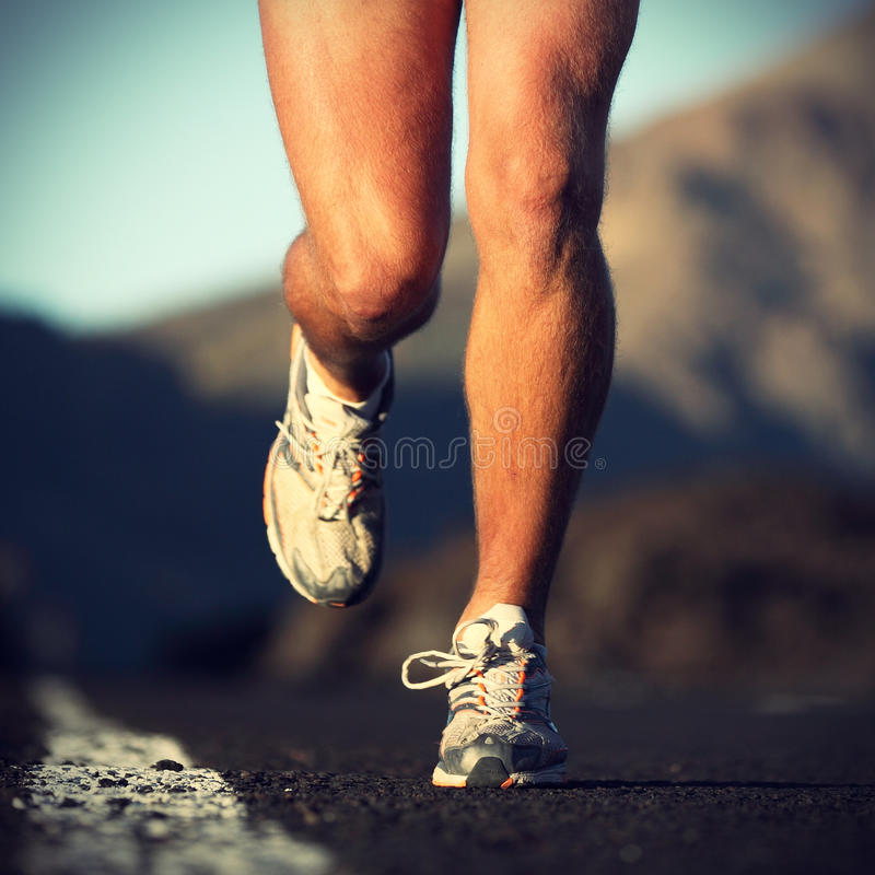 τρέχοντας αθλητισμός στοκ εικόνες