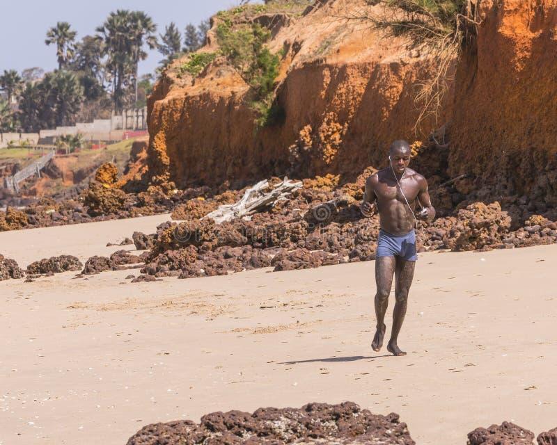 Τρέχοντας κατάρτιση στοκ φωτογραφία με δικαίωμα ελεύθερης χρήσης