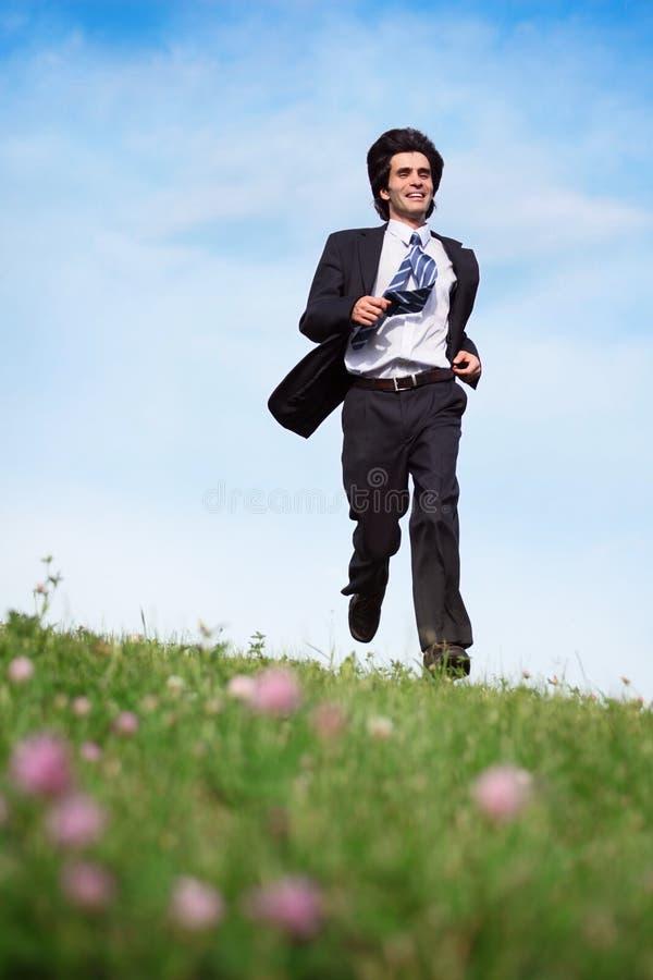 τρέχοντας κοστούμι λιβα&del στοκ εικόνα με δικαίωμα ελεύθερης χρήσης