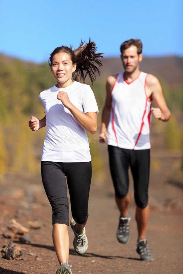 τρέχοντας νεολαίες ζευ στοκ εικόνα