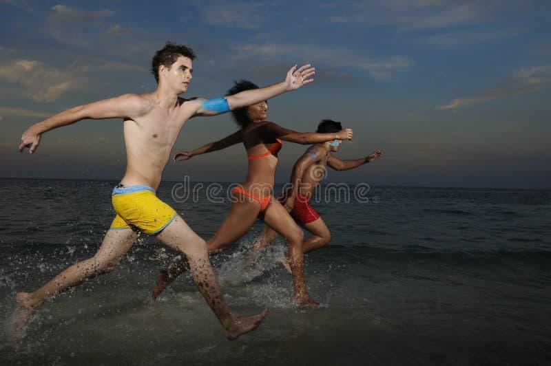 τρέχοντας ομάδα στοκ φωτογραφίες
