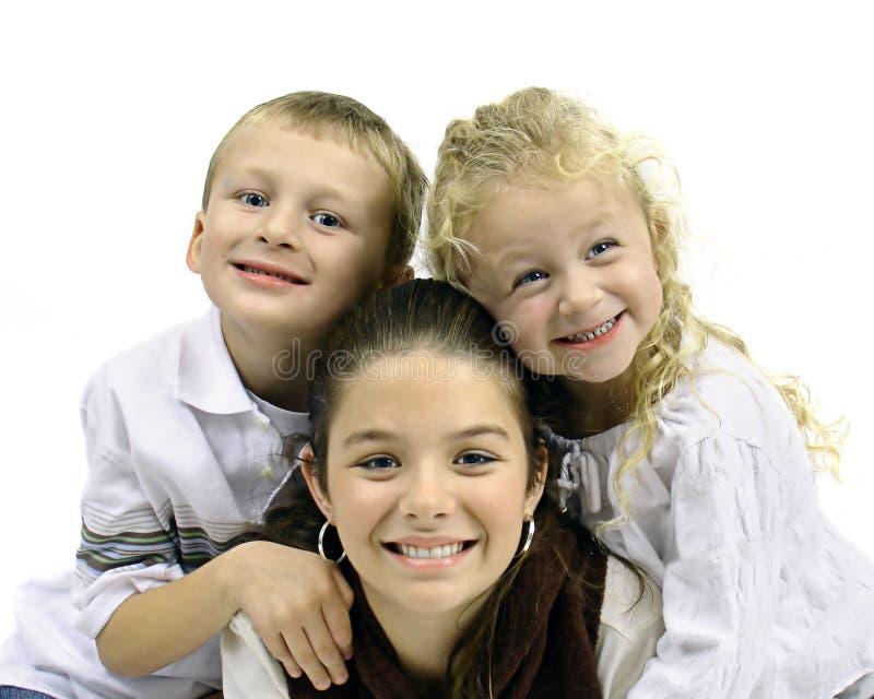 τρία εμείς στοκ φωτογραφία
