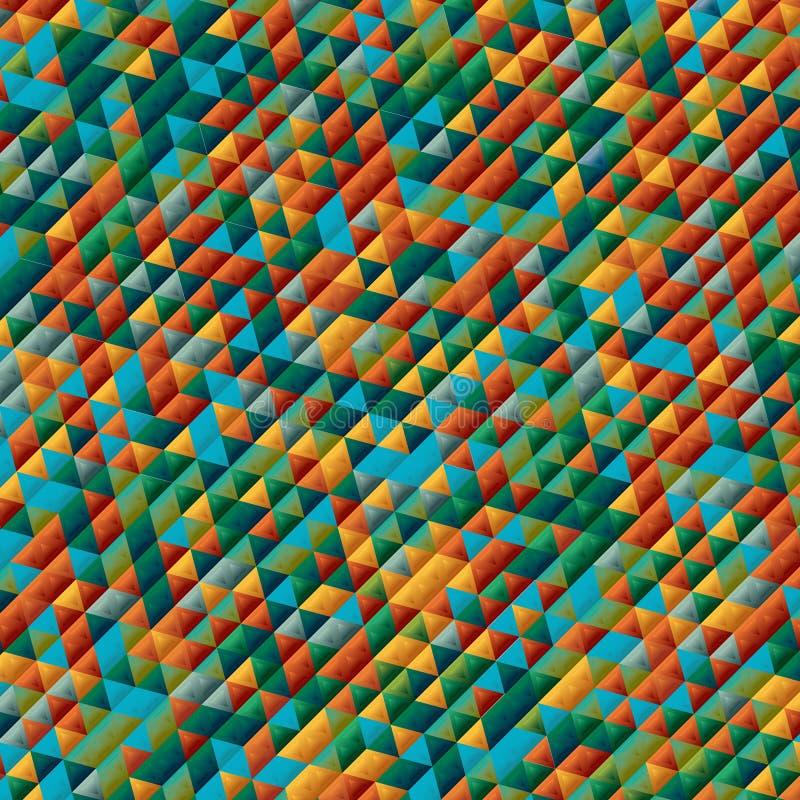 τρίγωνα απεικόνιση αποθεμάτων