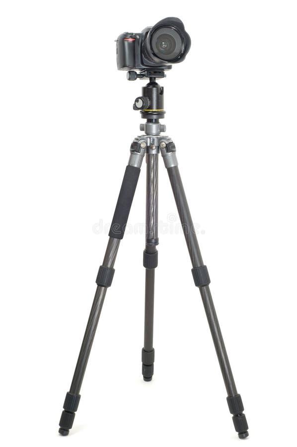 τρίποδο φωτογραφικών μηχ&alpha στοκ φωτογραφία με δικαίωμα ελεύθερης χρήσης
