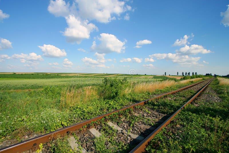 τραίνο διαδρομής στοκ εικόνες με δικαίωμα ελεύθερης χρήσης