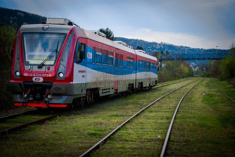 Τραίνο και ταξίδι στοκ φωτογραφίες με δικαίωμα ελεύθερης χρήσης