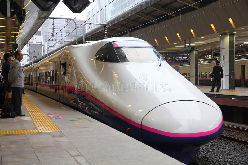 τραίνο υψηλής ταχύτητας στοκ εικόνες με δικαίωμα ελεύθερης χρήσης