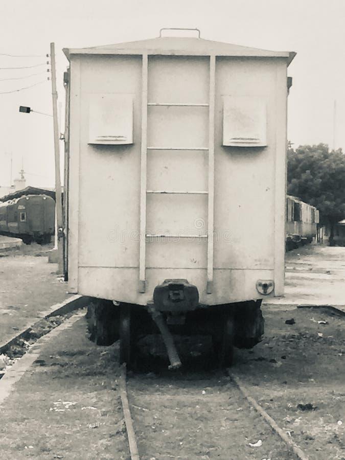 Τραίνο φορτίου στοκ εικόνα με δικαίωμα ελεύθερης χρήσης