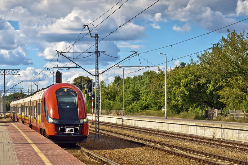 Τραίνο στοκ εικόνες
