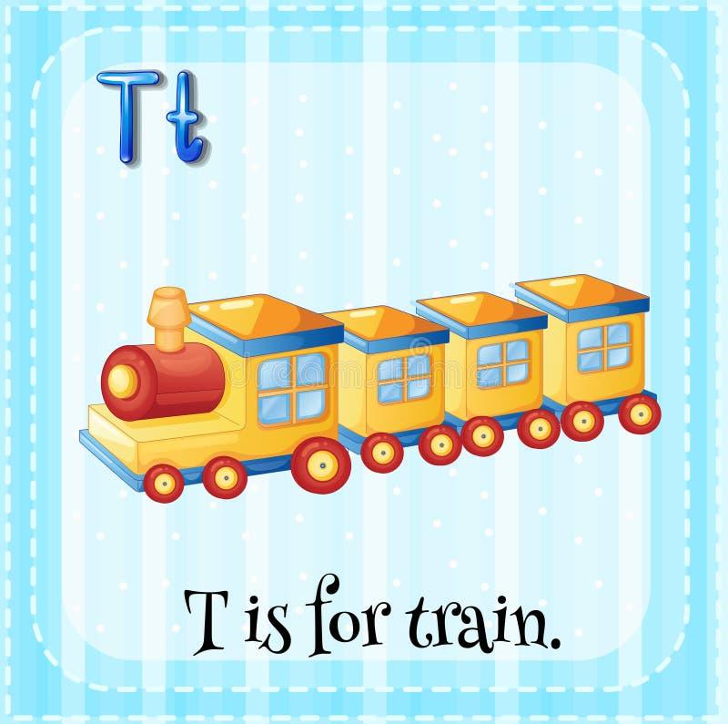Τραίνο διανυσματική απεικόνιση