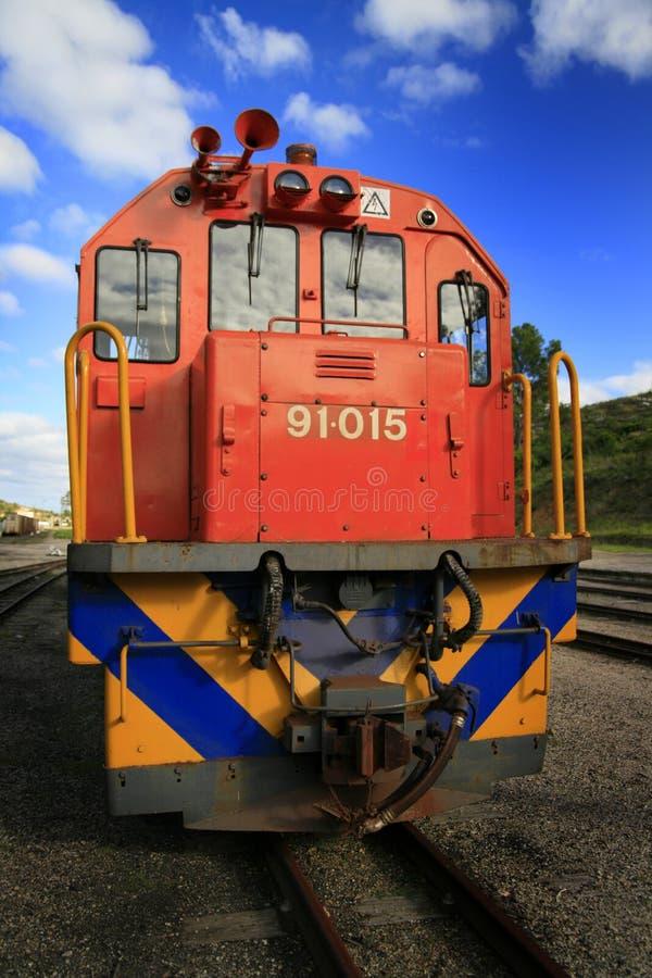 τραίνο diesel στοκ εικόνες