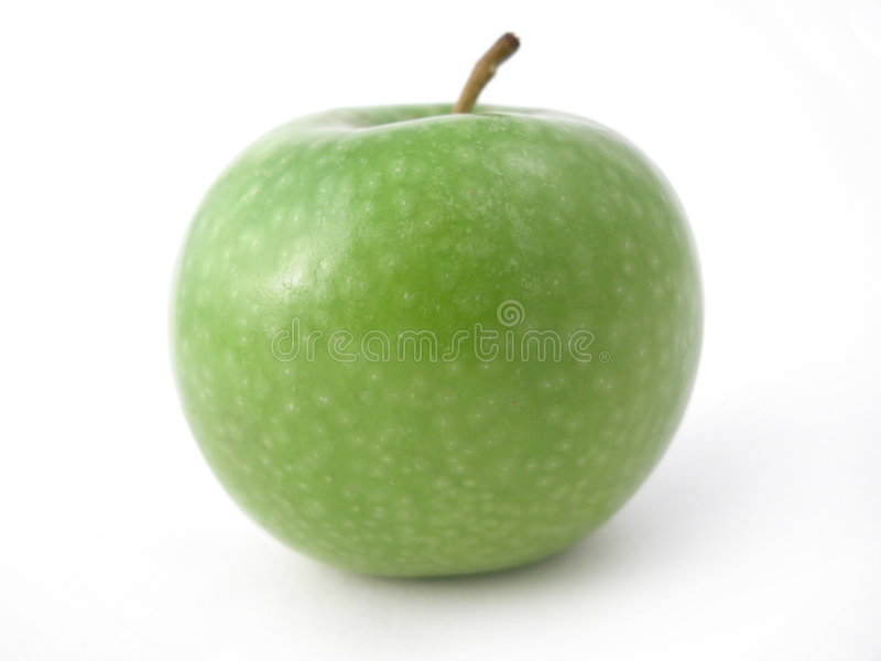 τραγανός φρέσκος μήλων στοκ φωτογραφία με δικαίωμα ελεύθερης χρήσης