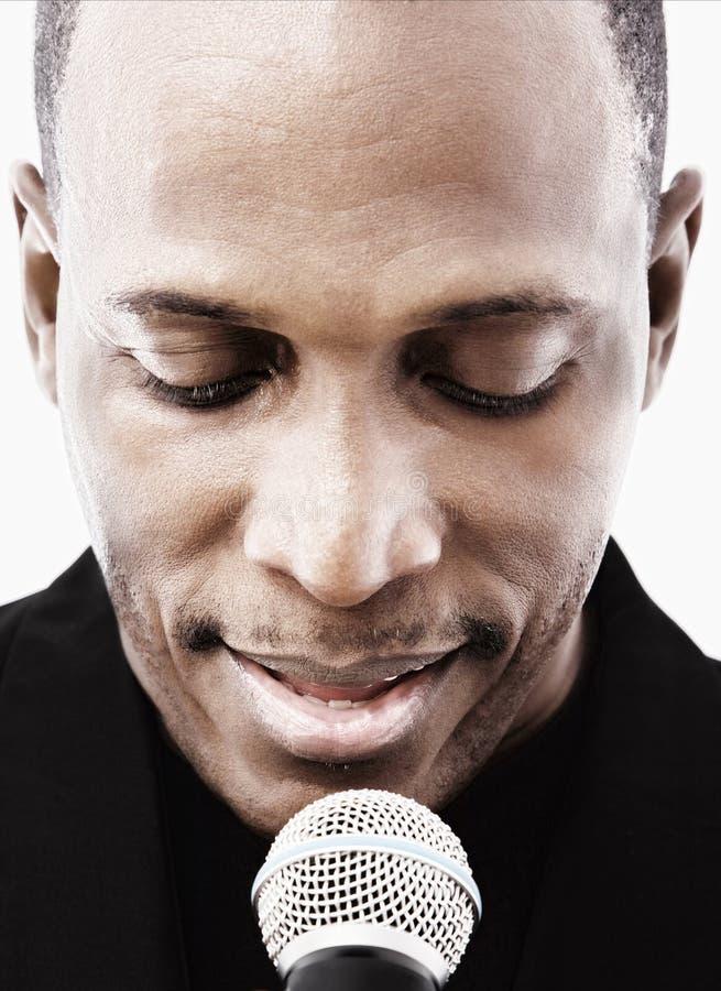 τραγουδιστής στοκ εικόνες